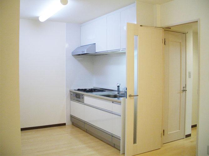 キッチン 施工後